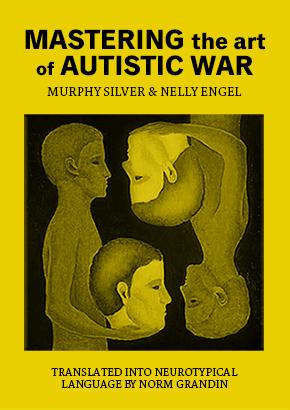 Embrace Autism | 2 persuasive tactics for autistics | illustration autisticwar