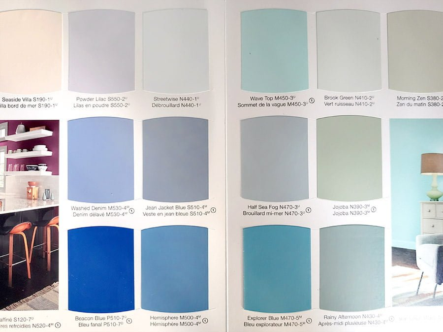 Embrace ASD | The color of our living room | photo PaintColors